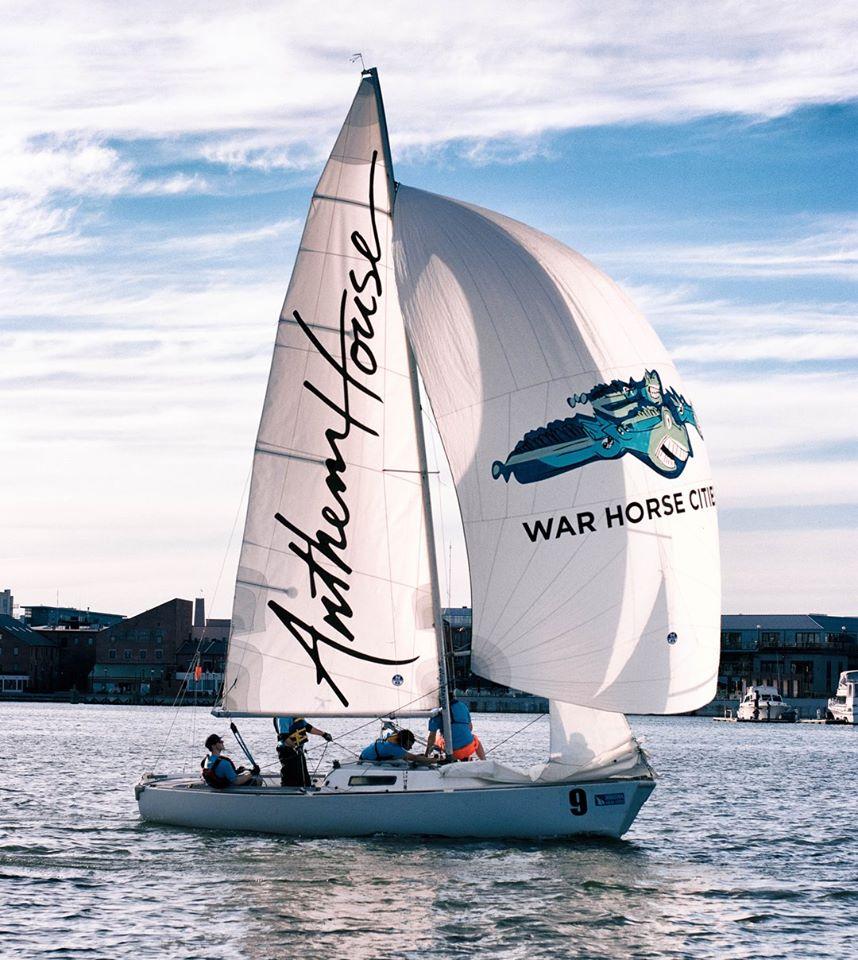 Scott Plank Baltimore Anthem House War Horse Cities Boat Sailing