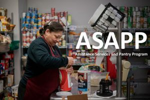 ASAPP (Assistance Services and Pantry Program)