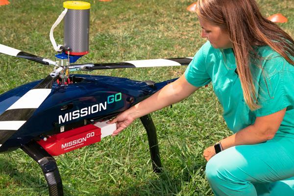 mission go - transport flight nurse